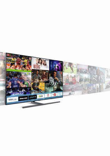 Samsung Smart TV na majówkę