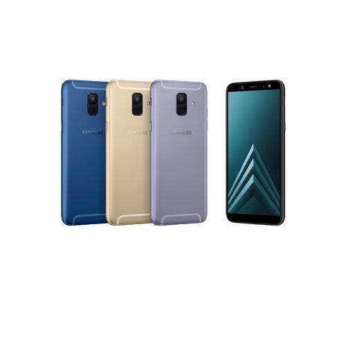 Samsung Galaxy A6 i A6+ - eleganckie i praktyczne smartfony w ofercie marki