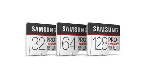 Samsung PRO Endurance - nowy standard w zakresie kart SD o dużej wytrzymałości