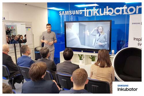 Samsung Inkubator świętuje pierwszy rok swojej działalności
