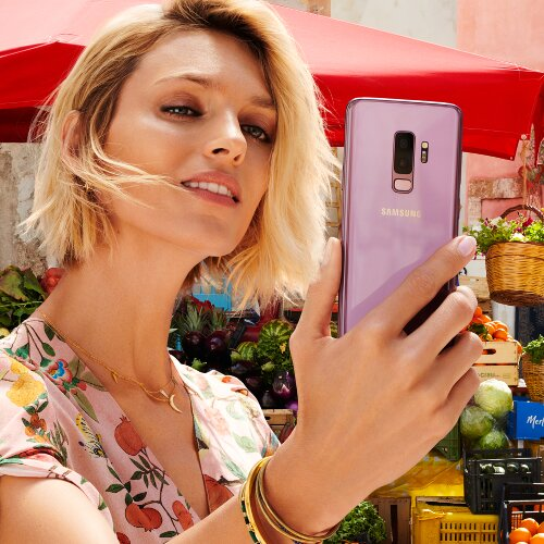 Anja Rubik kolejnym ambasadorem firmy Samsung