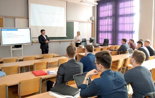 Warsztaty SGH – Samsung dla studentów