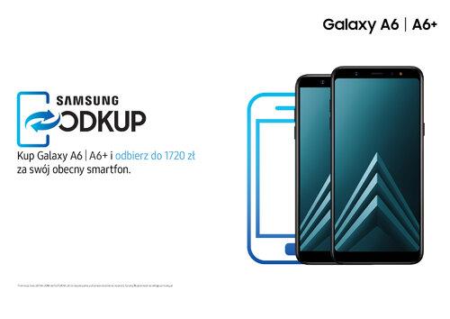 Pożegnaj stary smartfon – nowe Galaxy A6 i A6+ w wyjątkowej promocji