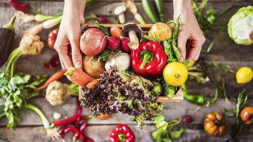 Na zdrowie! Czyli wszystko, co powinieneś wiedzieć o warzywach
