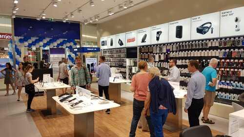 Trzeci salon Samsung Brand Store w Trójmieście