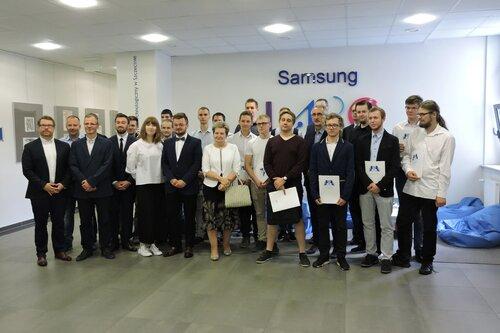 Poznaliśmy laureatów 4. edycji programu dla studentów Samsung LABO