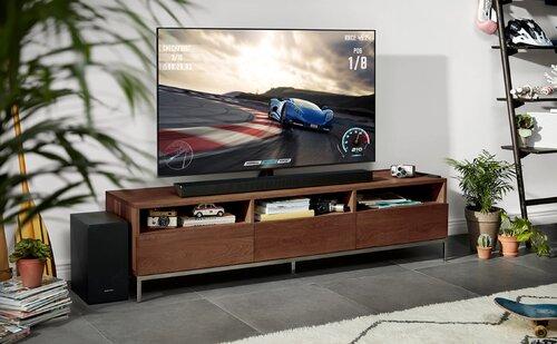 Telewizor i soundbar, czyli wymarzony zestaw dla gracza