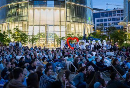 Kino Letnie na placu Europejskim powraca w nowej odsłonie