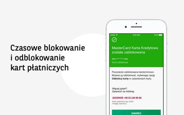 Aplikacja mobilna BGŻ BNP Paribas z kolejnymi udogodnieniami dla klientów