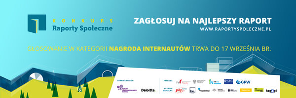 Trwa głosowanie na Raport CSR Banku BGŻ BNP Paribas w konkursie na najlepsze Raporty Społeczne
