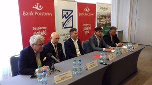 Bank Pocztowy Pałac Bydgoszcz – Bank po latach wraca do nazwy zespołu bydgoskiego Klubu