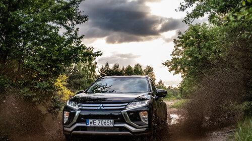 Blisko trzykrotny wzrost rejestracji samochodów Mitsubishi w sierpniu