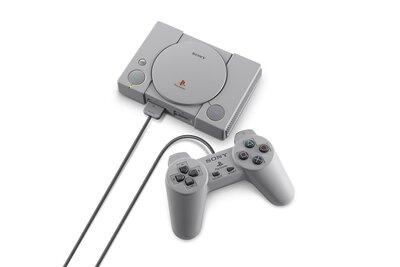 Konsola PlayStation Classic dostępna na całym świecie od 3 grudnia