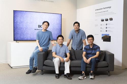 Projektanci ujawniają, co kryje telewizor QLED 8K