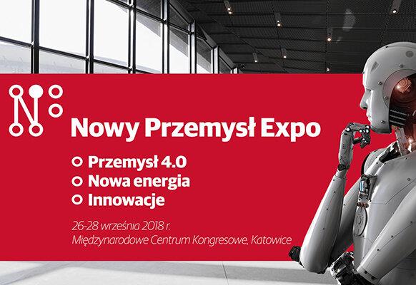 """Eksperci EY na konferencji """"Nowy Przemysł EXPO 2018"""" w Katowicach"""