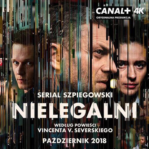 """Nowy serial szpiegowski CANAL+ pt. """"Nielegalni"""" obejrzymy w 4K"""