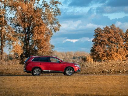 Jesienna oferta Mitsubishi Motors