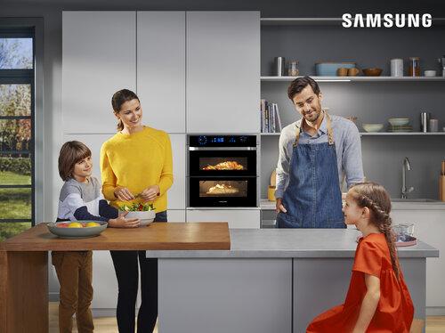 Zostań kulinarnym wirtuozem i zaoszczędź pieniądze - nowa promocja cashback na urządzenia do zabudowy Samsung
