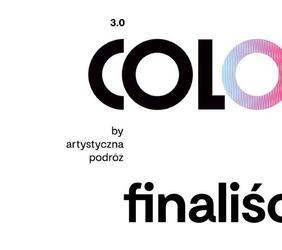 Finaliści konkursu COLORS by Artystyczna Podróż wybrani