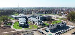 Budimex oddał do użytku pierwszy szpital psychiatryczny w powojennej Polsce