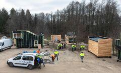 W Polsce rusza pierwsza leśna szkoła podstawowa - projekt sfinansowany przez Budimex