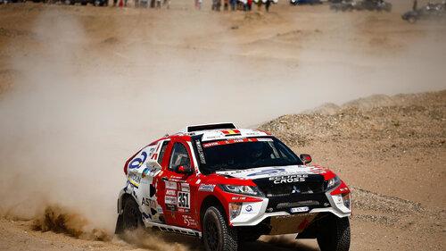 Gorące doniesienia z rajdu Dakar