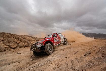 Najszybsza zawodniczka Dakaru osiąga metę za kierownicą Mitsubishi Eclipse Cross
