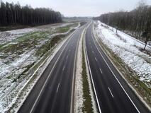 Trzy miesiące przed terminem Budimex oddał kolejny odcinek obwodnicy Olsztyna S51