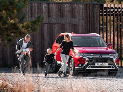 Mitsubishi partnerem programu Karta Dużej Rodziny