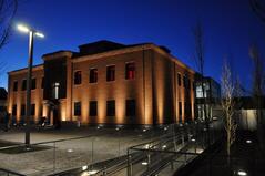 Otwarcie Muzeum Żołnierzy Wyklętych zrealizowane przez Budimex