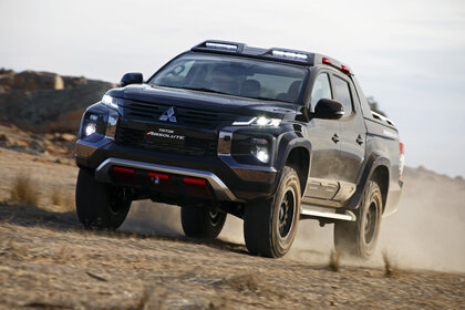 Mitsubishi prezentuje nowe L200 w wersji ABSOLUTE