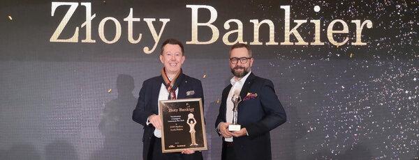 Złoty Bankier dla Banku BNP Paribas