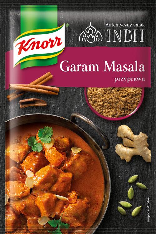 Nowość Poznaj Autentyczne Smaki świata Knorr Biuro