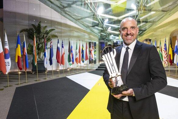 Brad Keywell ze Stanów Zjednoczonych zwycięzcą Światowego Konkursu EY Przedsiębiorca Roku 2019