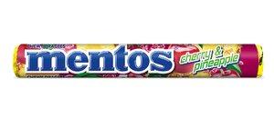 Zaskakujące połączenie smaków w nowych cukierkach Mentos
