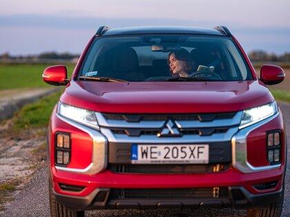 Anna Cieślak w nowym Mitsubishi ASX 2020