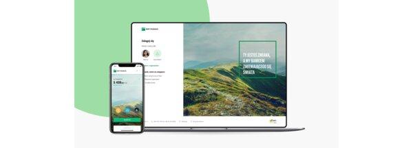 Bank BNP Paribas podkręca design i dodaje nowe funkcje w aplikacji mobilnej GOmobile
