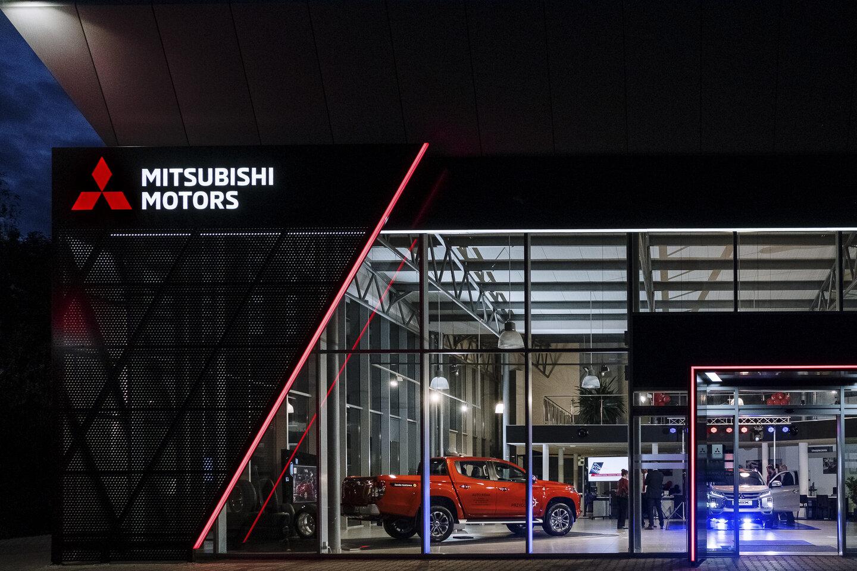 Polskie salony Mitsubishi pierwszymi w Europie