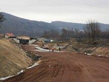 Budowa obwodnicy Wałbrzycha idzie naprzód – powstają pierwsze wiadukty