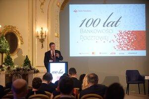 Bank Pocztowy gotowy do dynamicznego rozwoju. Bankowość Pocztowa w Polsce ma już 100 lat
