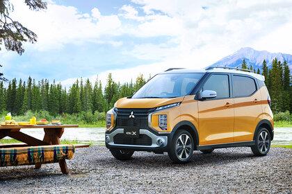 Mitsubishi z tytułem Japoński Samochód Roku COTY 2019-2020