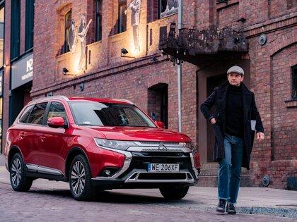 Znakomity rok dla Mitsubishi w Polsce
