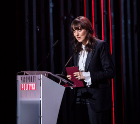 Weronika Gęsicka laureatką Paszportów Polityki w kategorii Sztuki wizualne