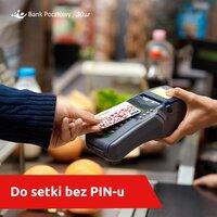 Bank Pocztowy w pełni zbliżeniowy. Nowy limit płatności zbliżeniowych realizowanych kartami Visa