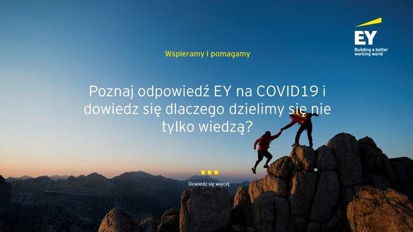 Odpowiedź EY Polska na COVID19