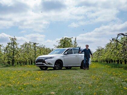 Bartłomiej Topa ambasadorem nowego modelu Mitsubishi Outlander PHEV 2020