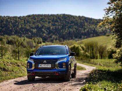 Mitsubishi ASX INSPORT już w polskich salonach