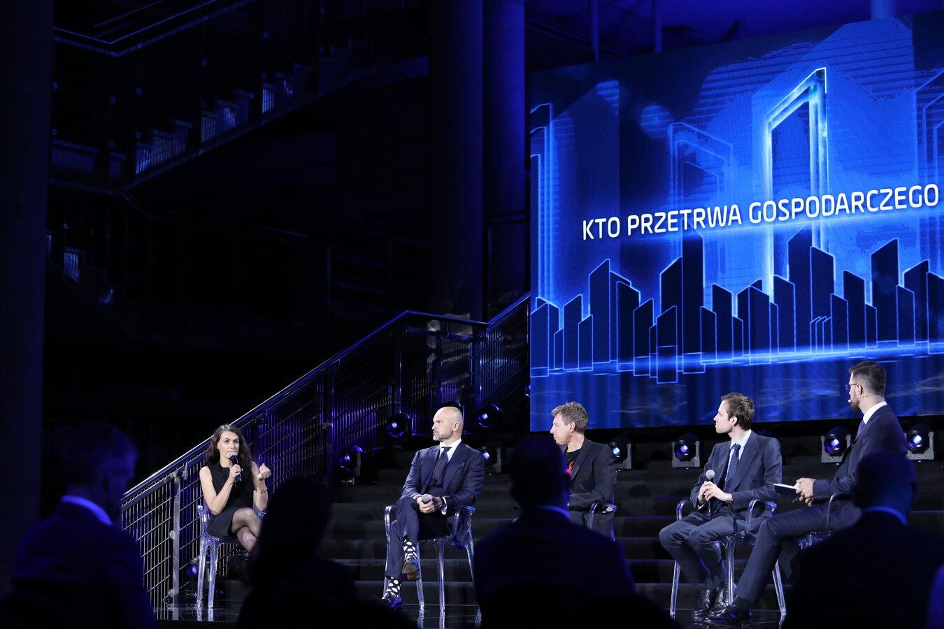 Liderzy polskiej gospodarki otrzymali nagrody money.pl
