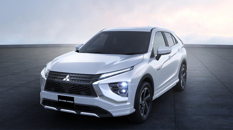 Światowa premiera Mitsubishi Eclipse Cross PHEV