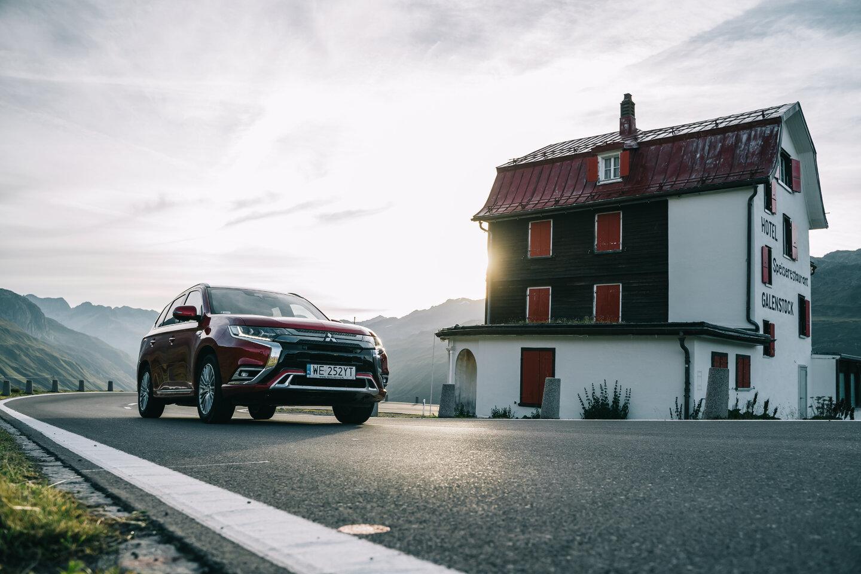 32% wzrost sprzedaży Mitsubishi i zwiększenie udziału w rynku
